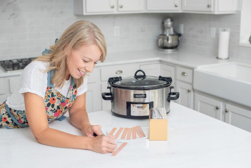 Slow Cooker Menu Planning Made Easy Box