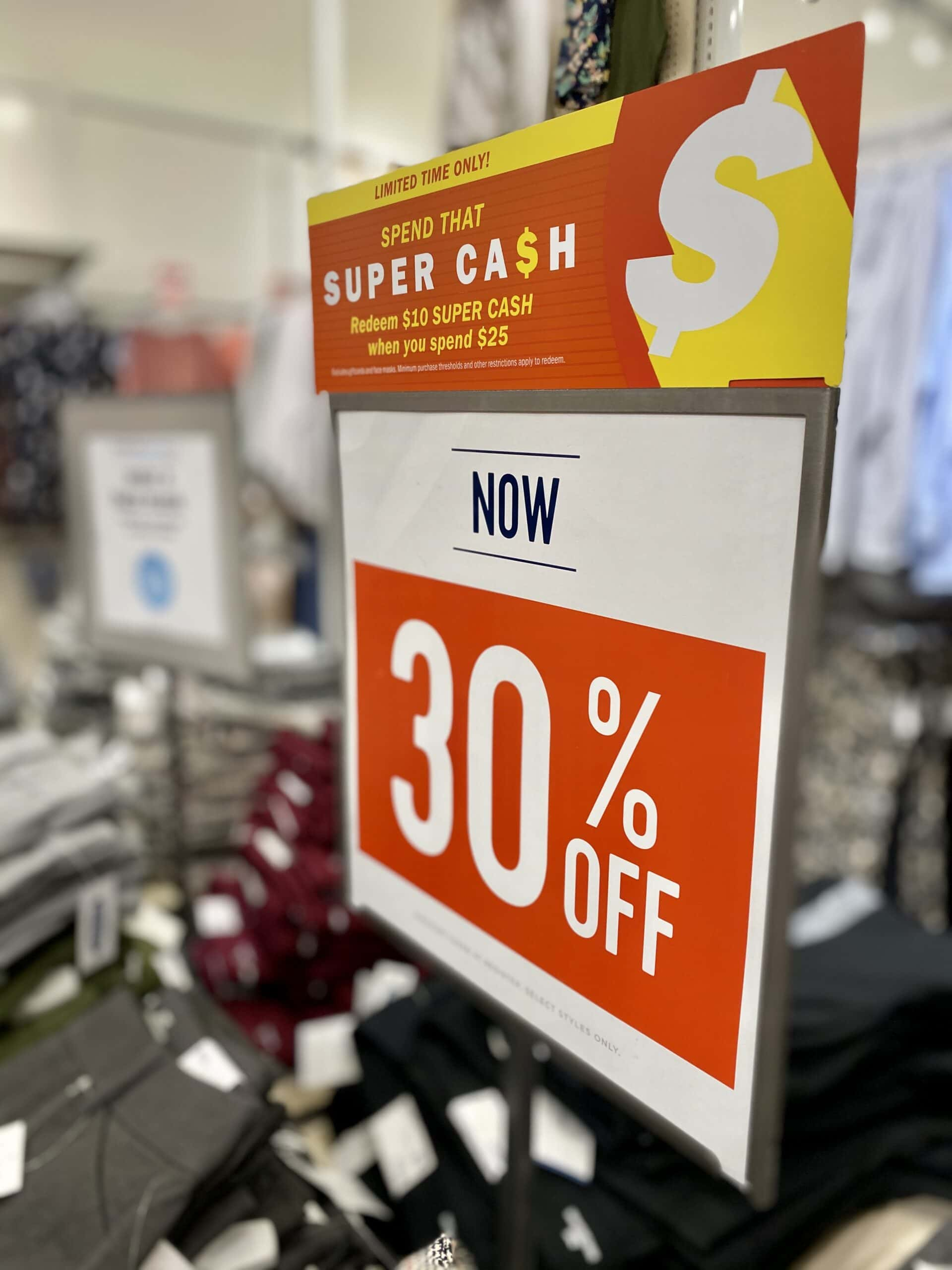 10 Tips For Shopping At Old Navy Super Cash Coupons More