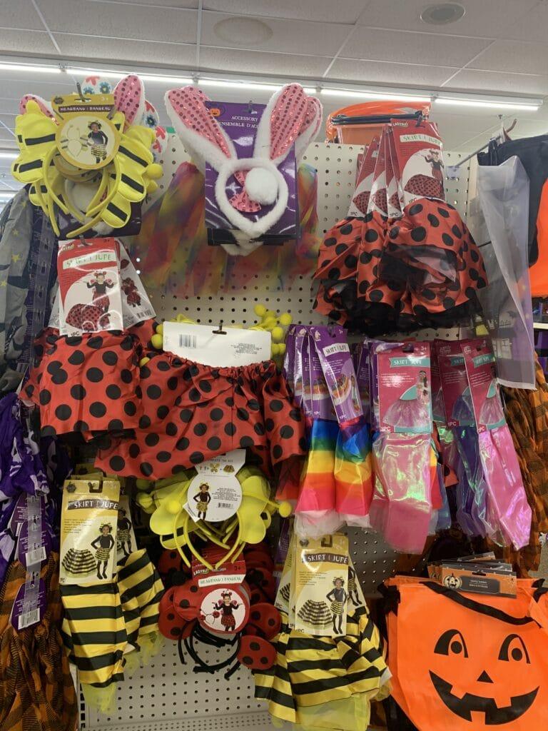 Dollar Tree Halloween Costumes