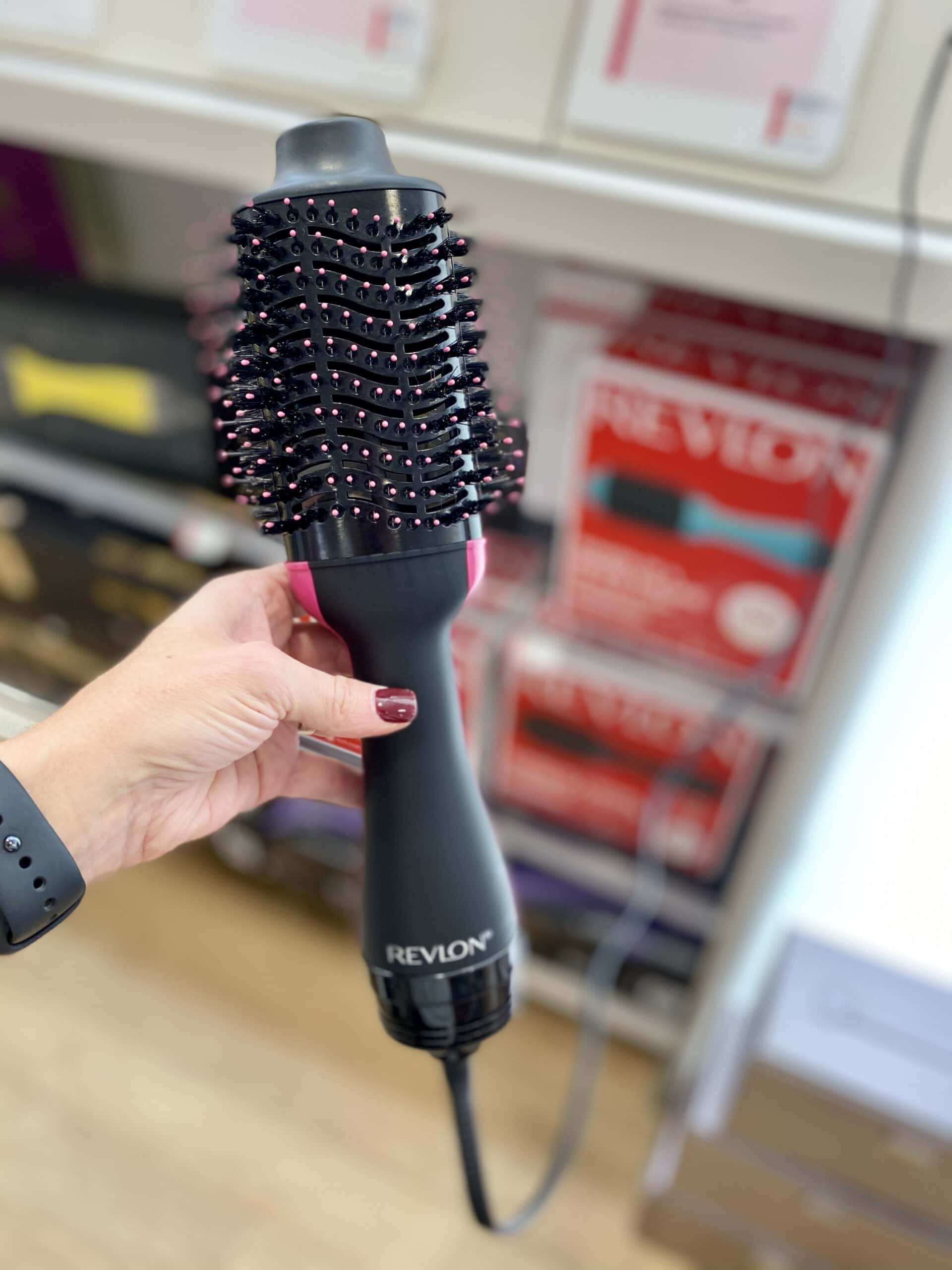 revlon one step hair dryer