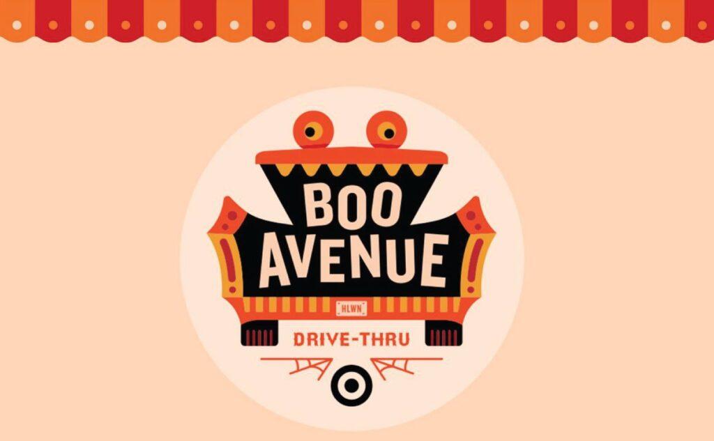 target boo avenue halloween freebie