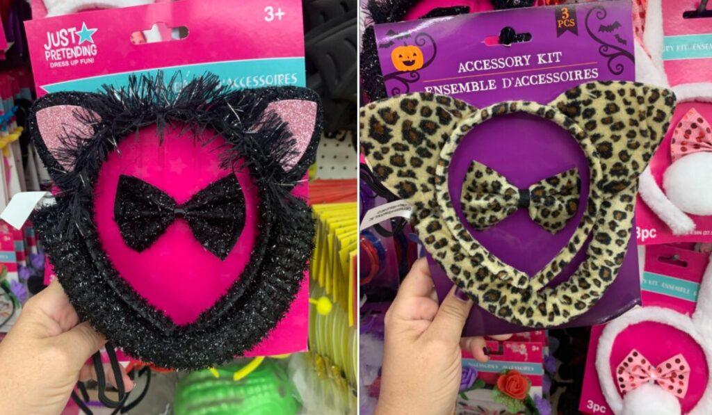 Cat Accessories for Halloween