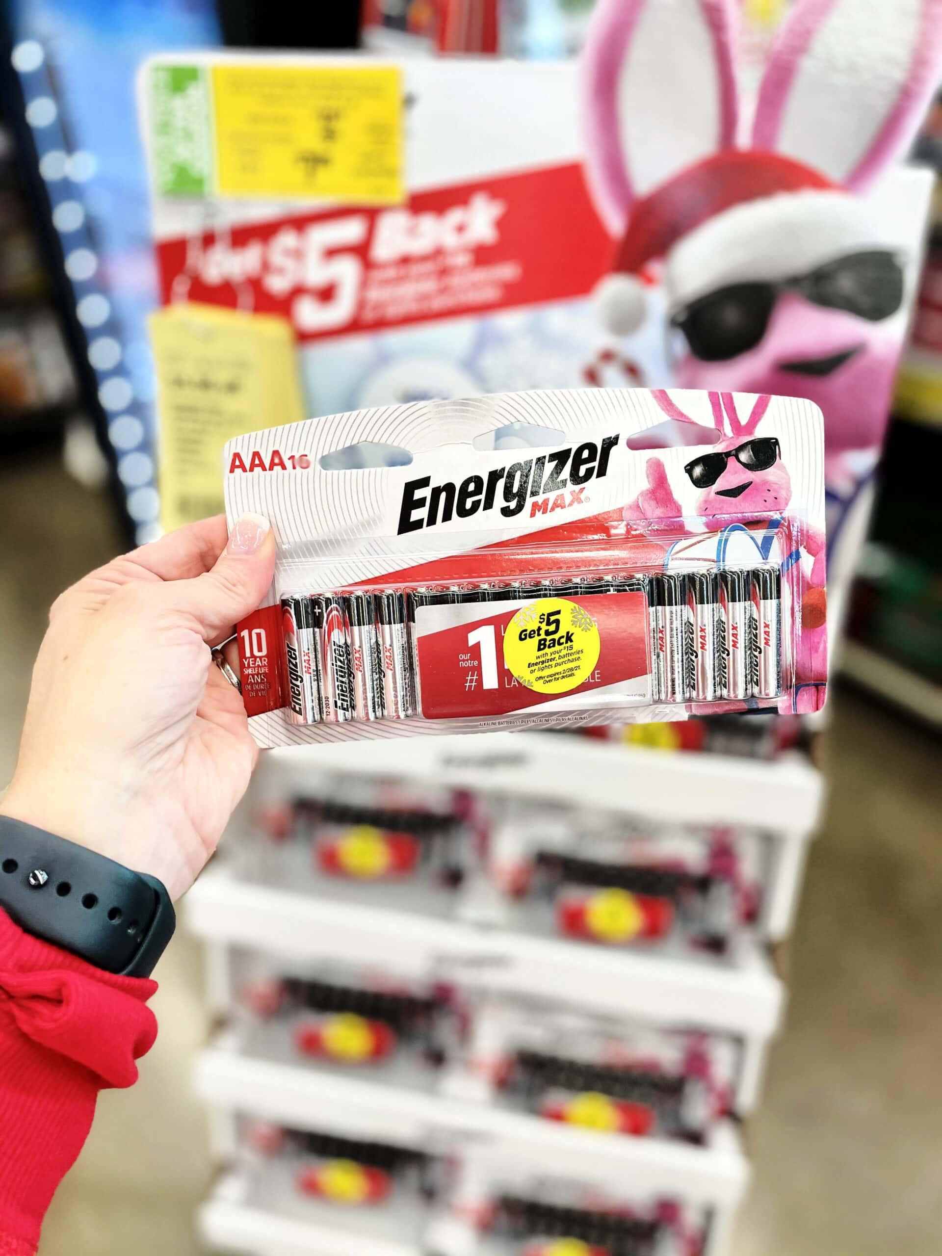 energizer heb