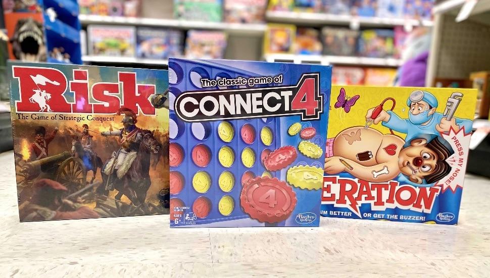 Hasbro Games Sale