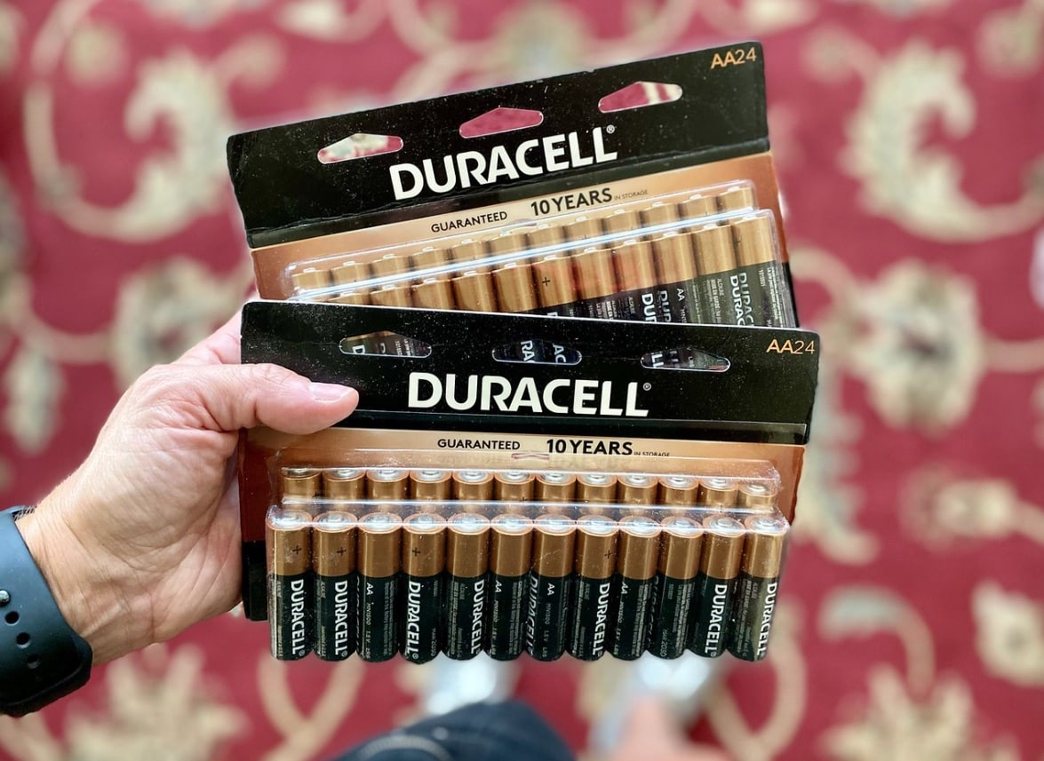 Last Day Office Depot Free Duracell Batteries Papermate Pens Office Supplies More Great For Stocking Up