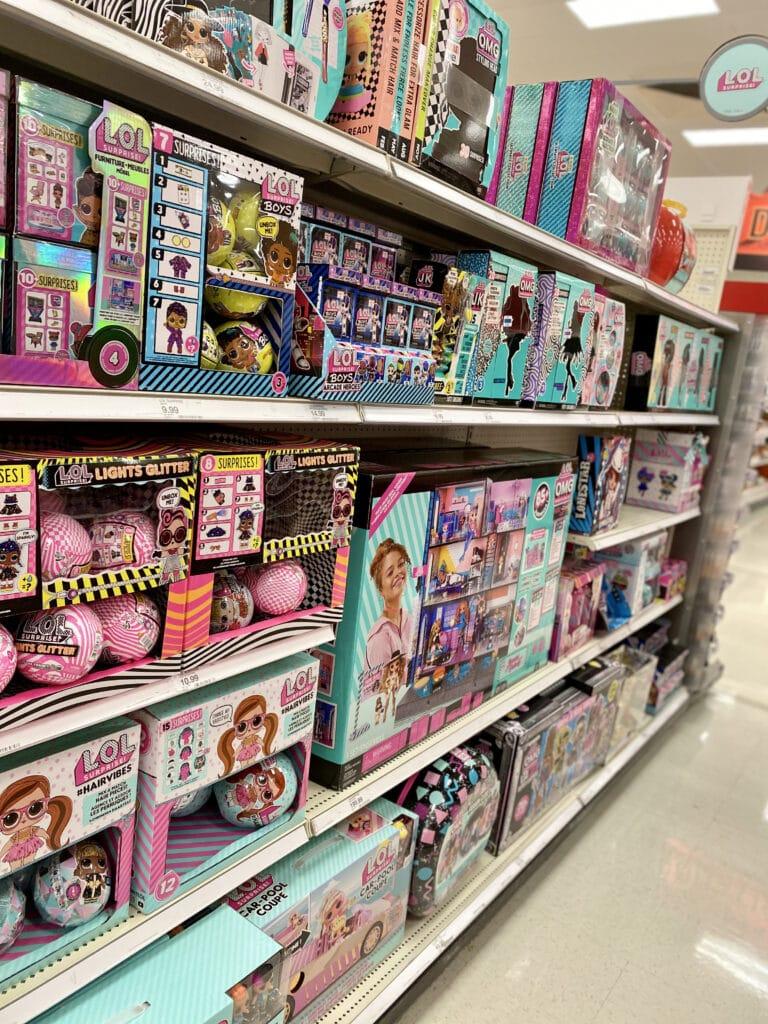 LOL Surprise Doll Set at Target