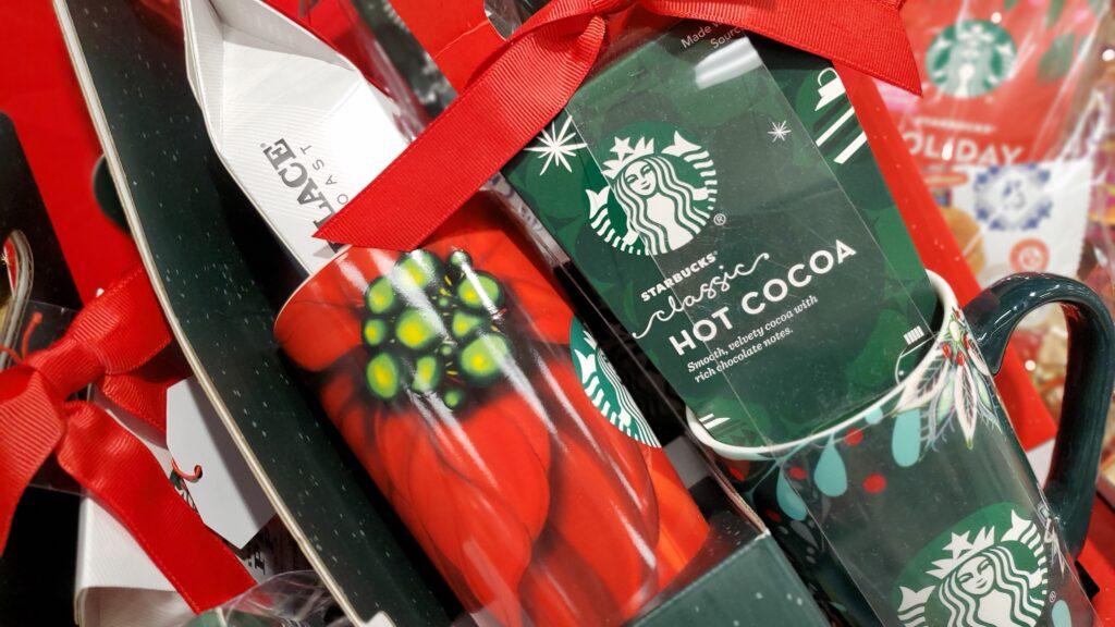 Starbucks Mug with Cocoa