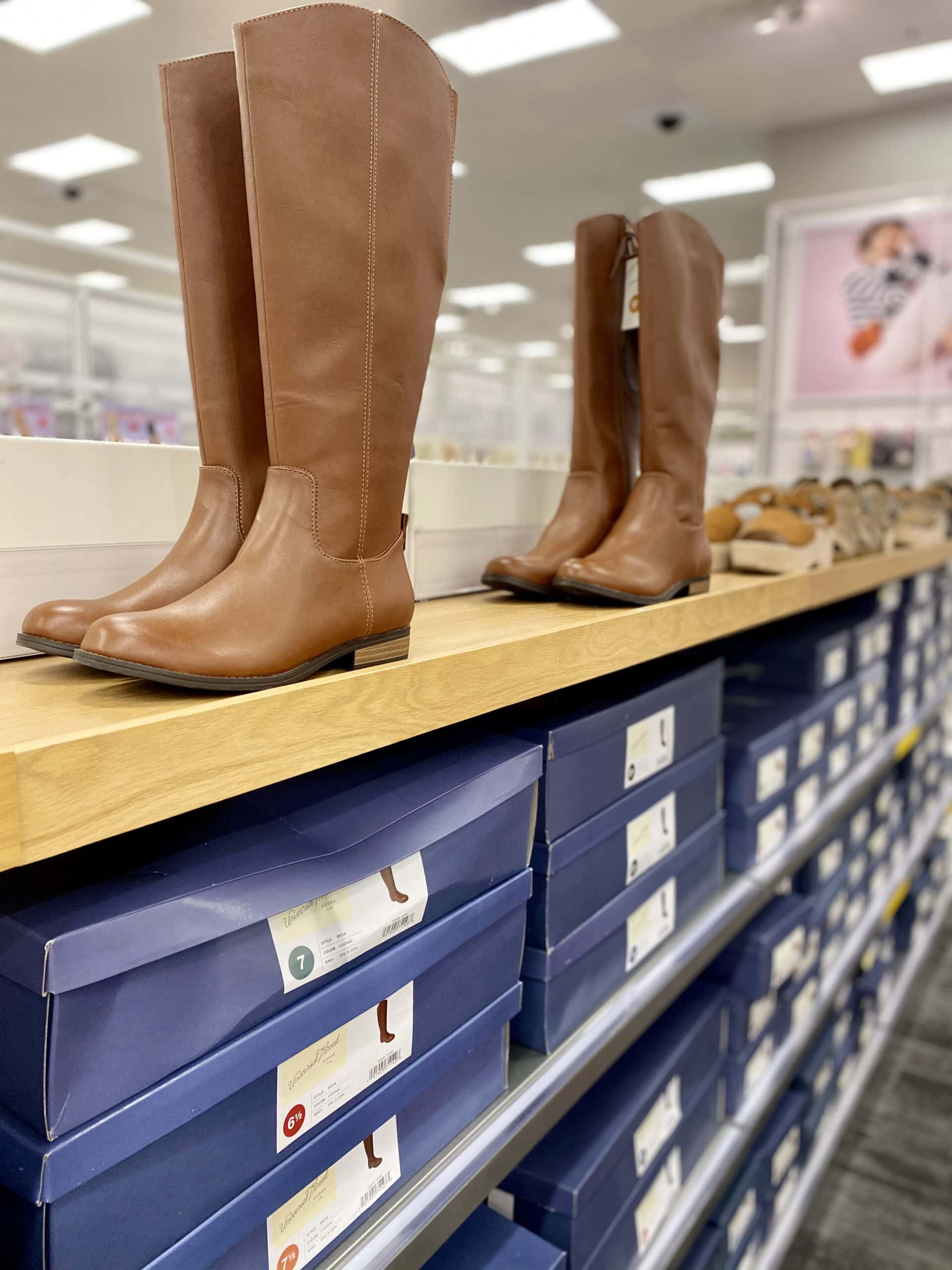 Target Boots Sale