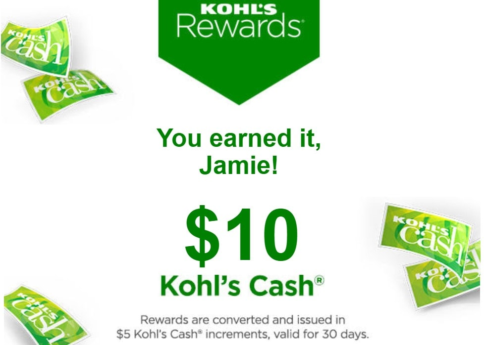 How to Use Kohl's Cash with Kohl's Rewards