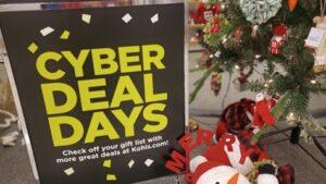 Kohl's Cyber Deal Days