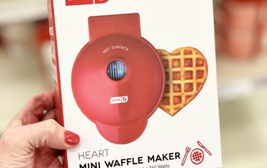 dash waffle maker