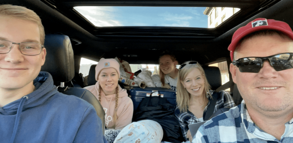 Traveling on a budget - drive to destination