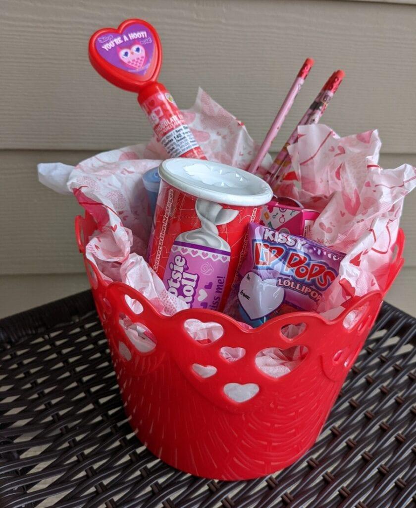 dollar tree valentine gifts