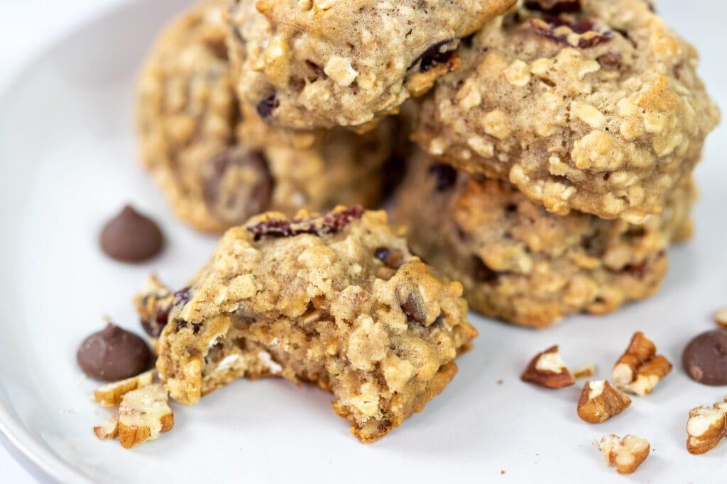 homemade trail mix cookie recipe