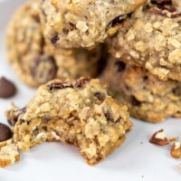 Trail Mix Cookies Recipe (Perfect After School Snack!)