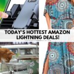 Today's Top Amazon Lightning Deals