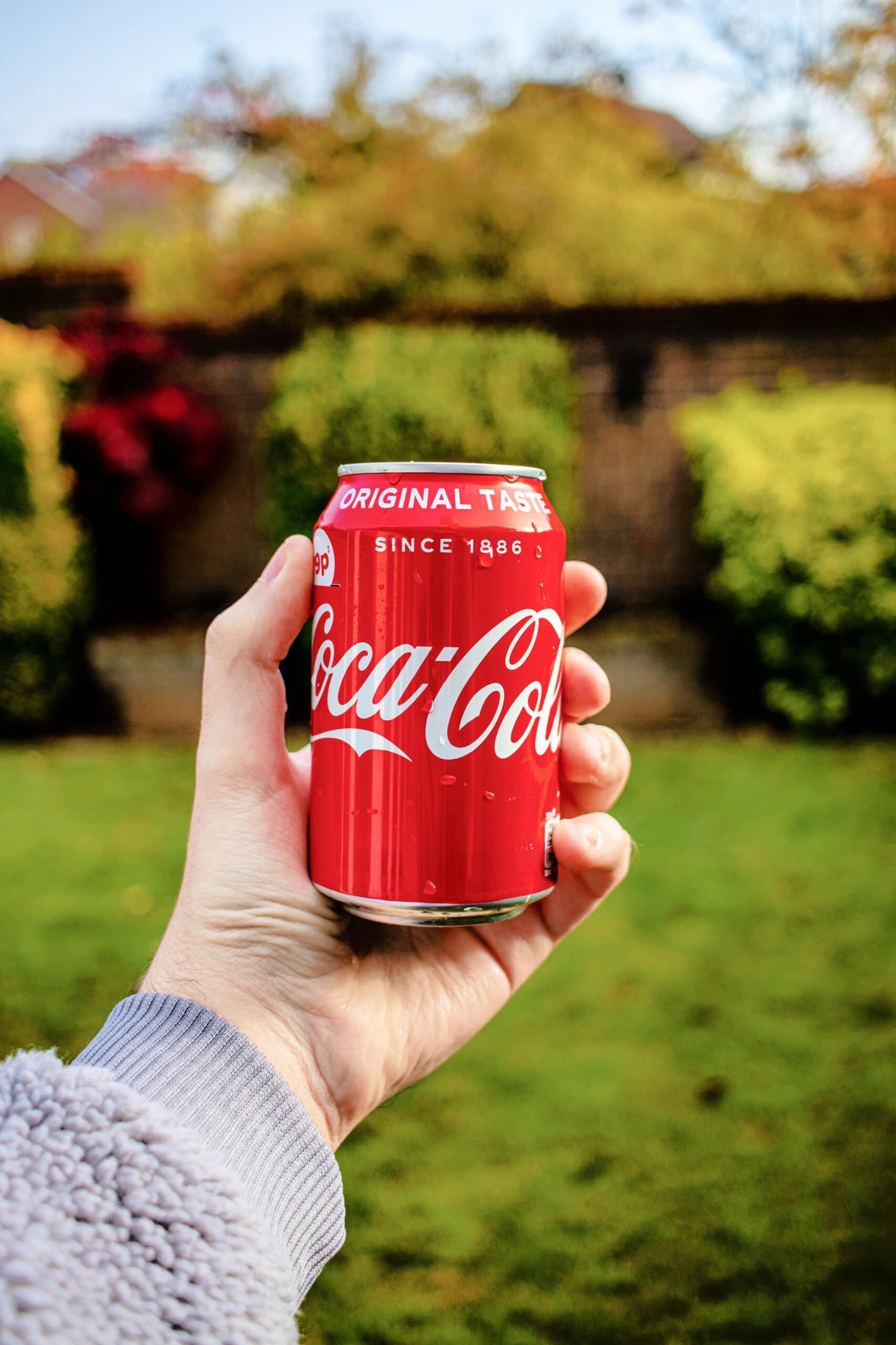 coke on sale