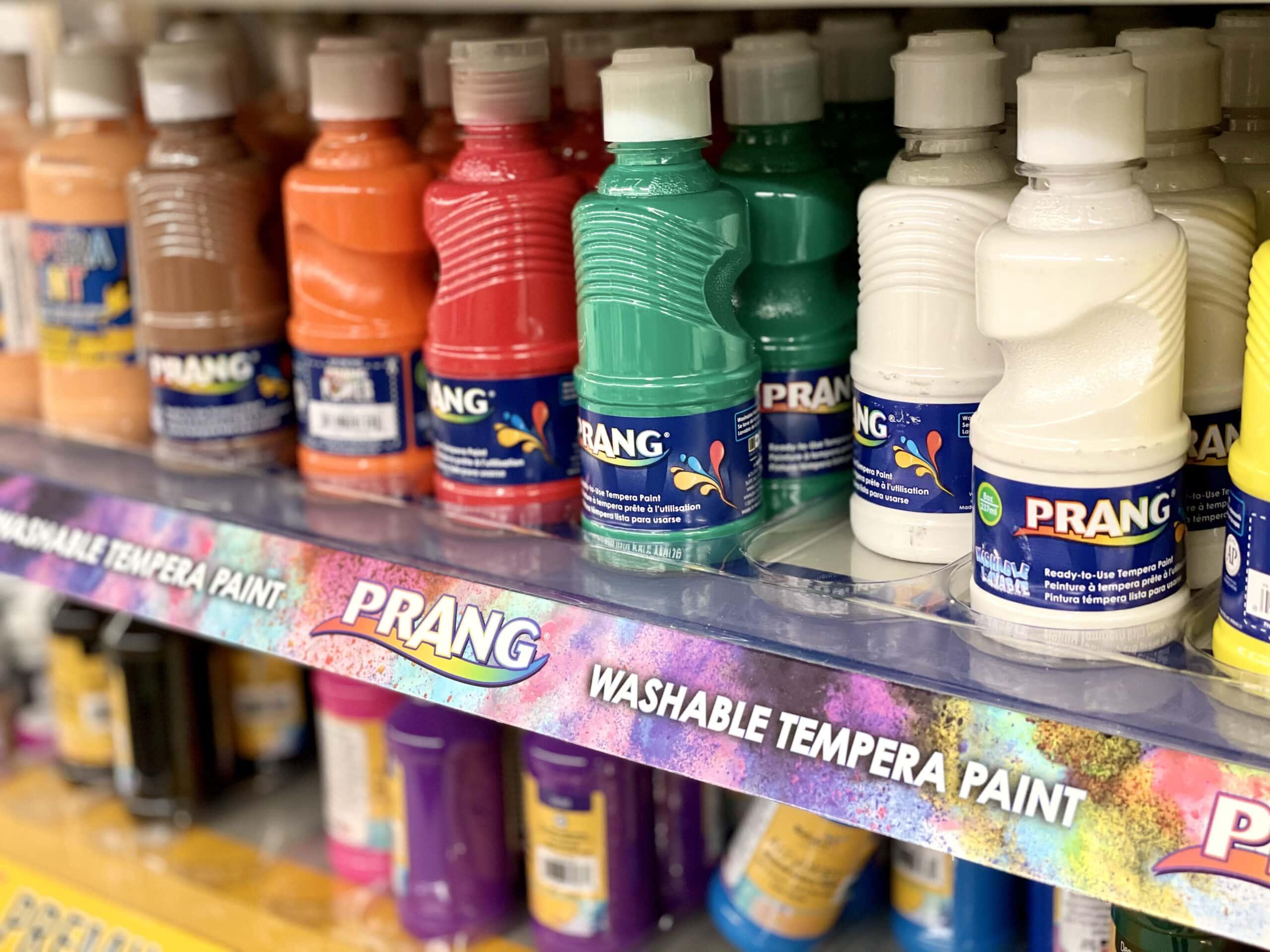 prang paint