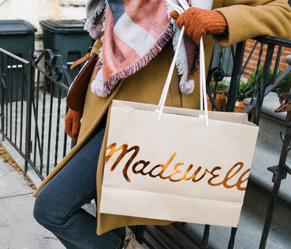 Madewell Shopping Bag