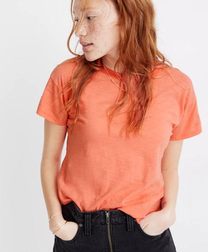 Madewell Promo Code on TShirts