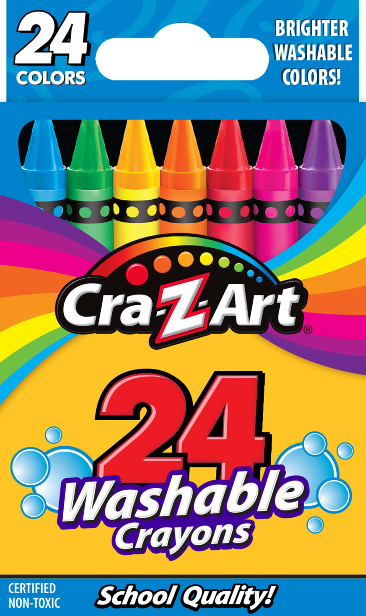 crazart crayons