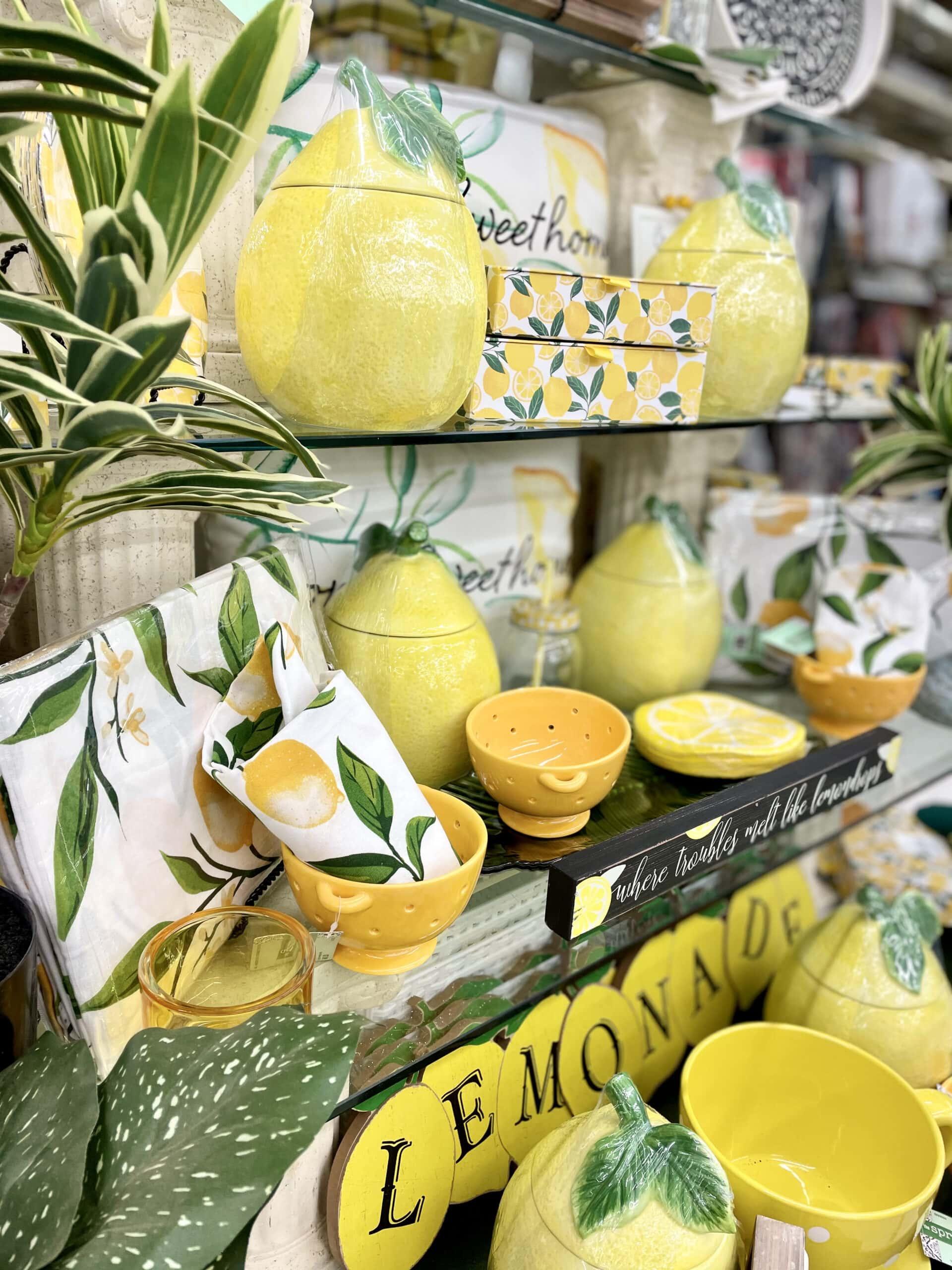 hobby lobby lemon