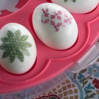 Mod Podge Craft Ideas (These Eggs are PERFECT for Farmhouse Decor!)
