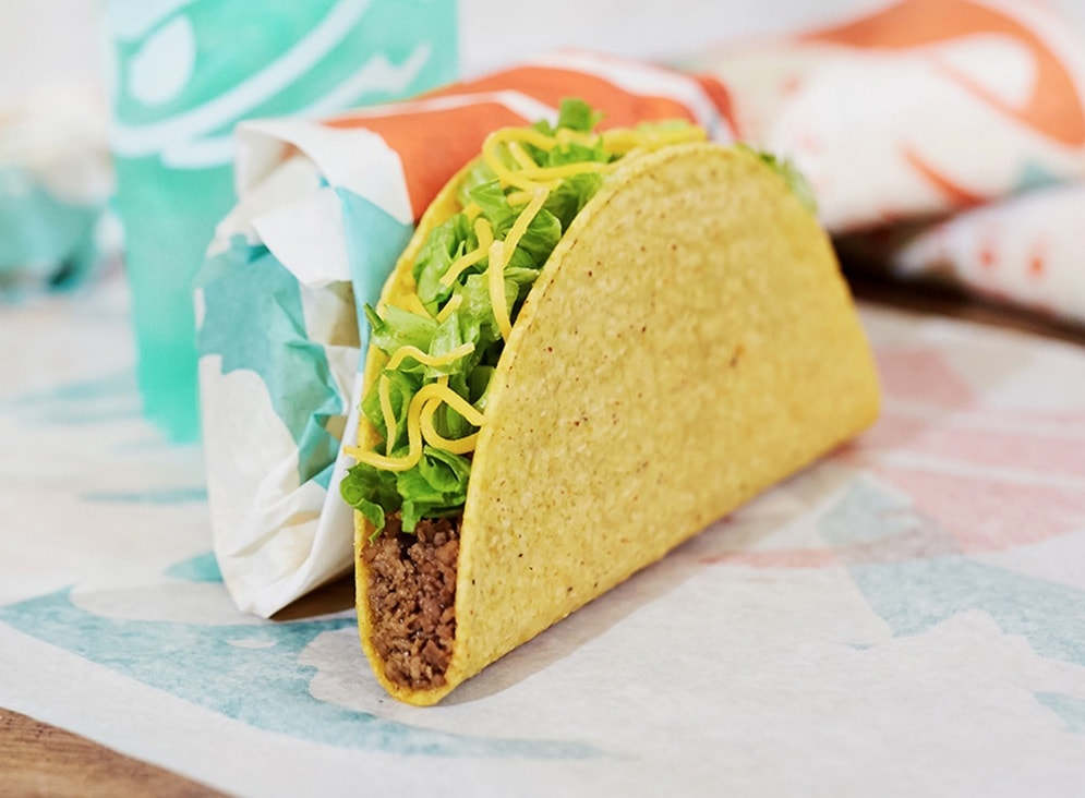 Taco Bell Moon Promotion for Cinco de Mayo 5/4