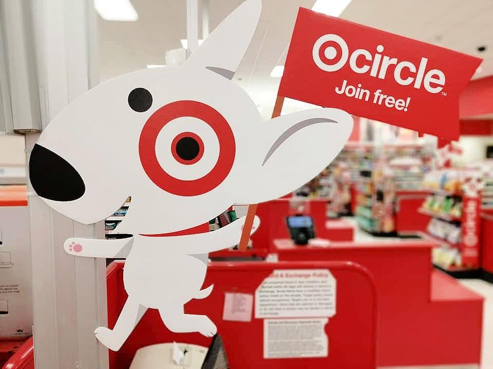 Target Circle with Bullseye