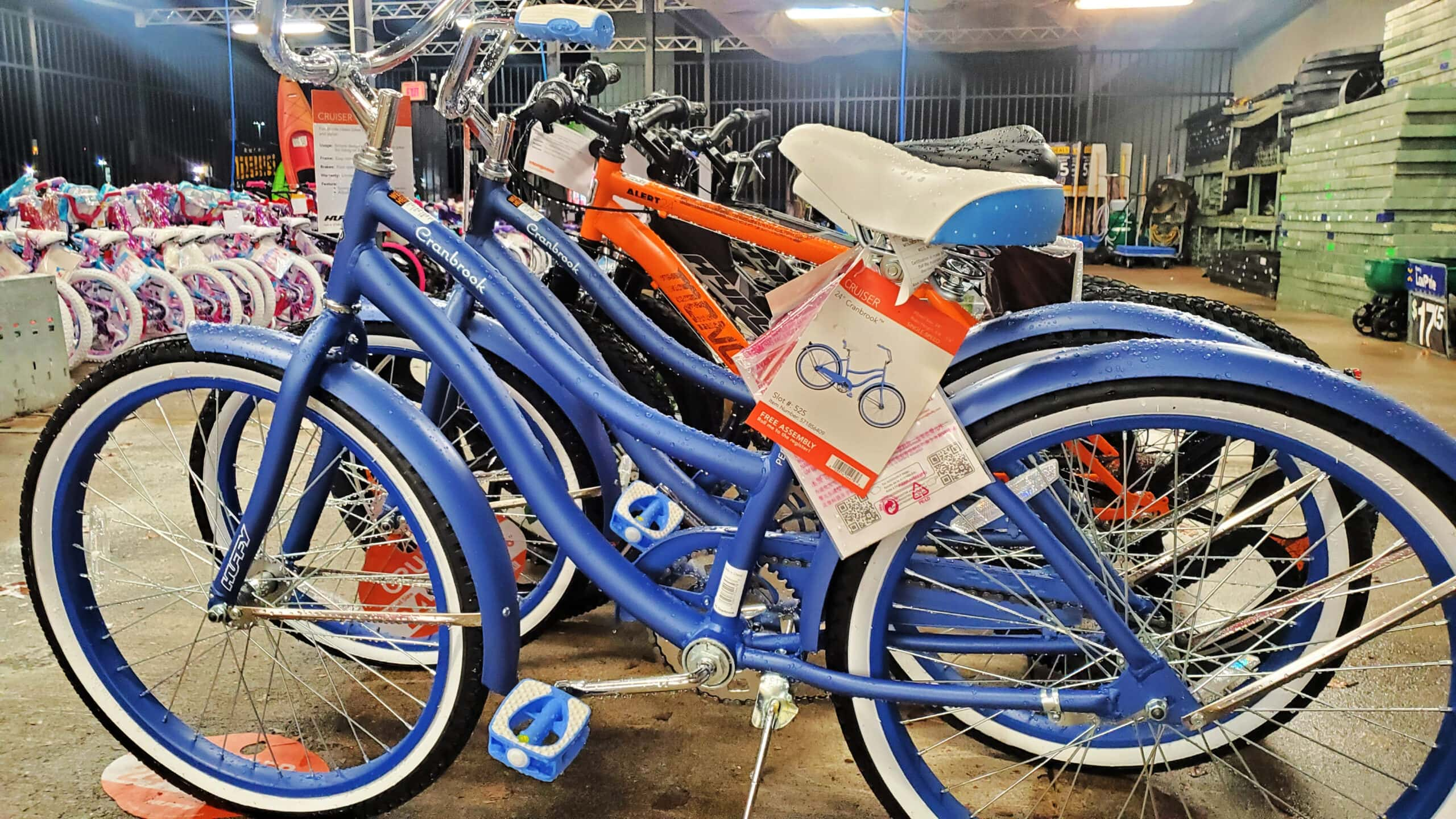 cruiser bikes at walmart