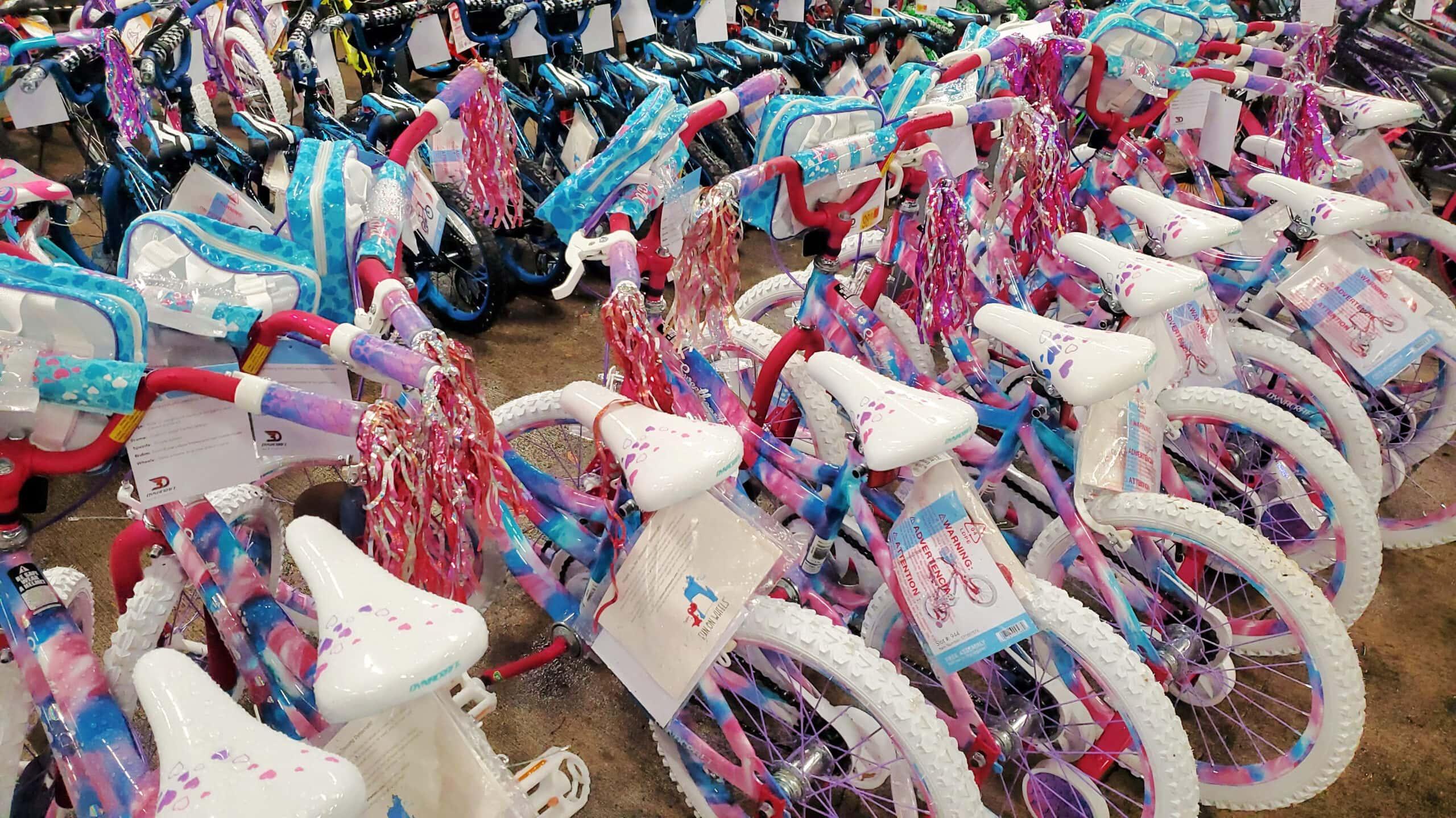 kids bikes in stock