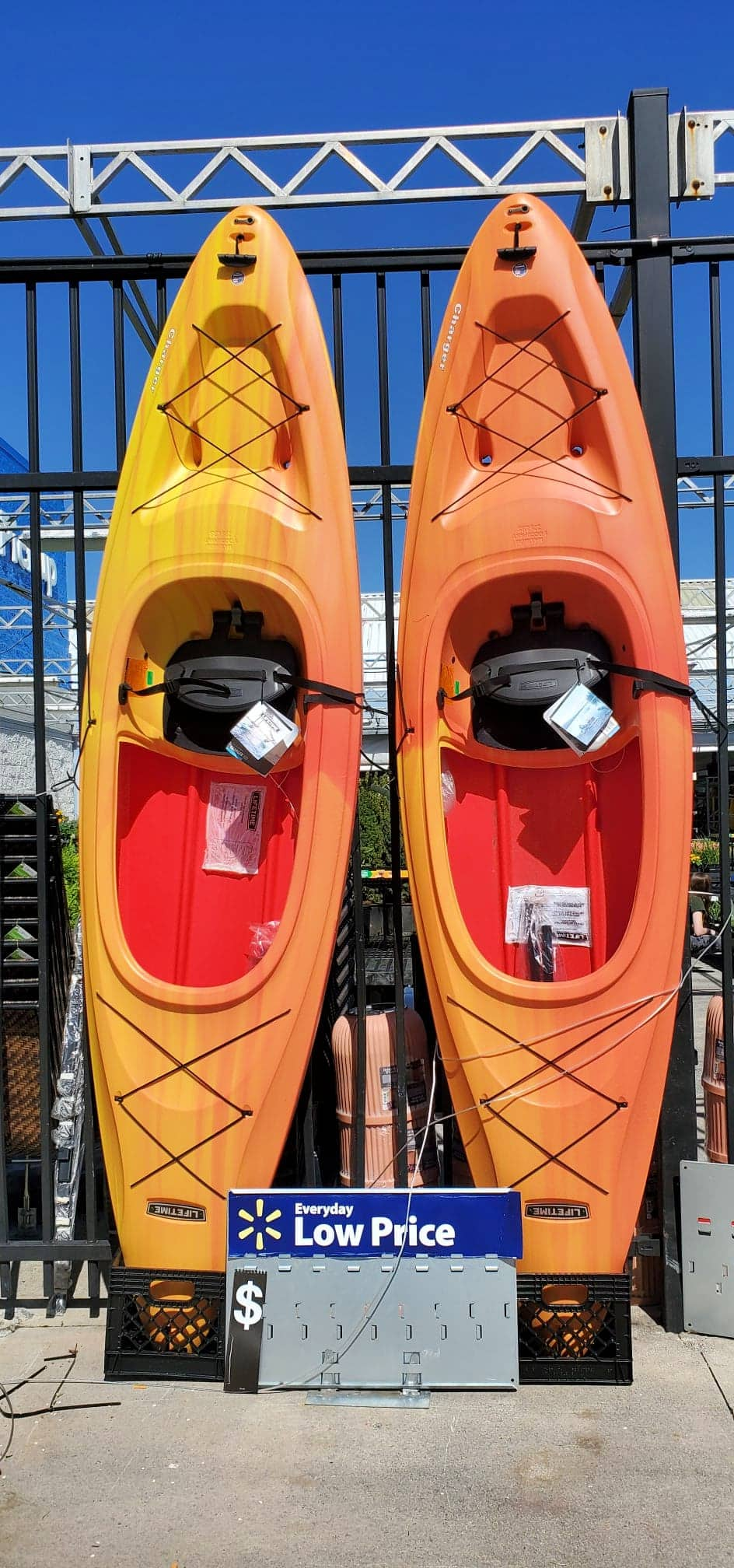 Walmart Kayaks on Sale