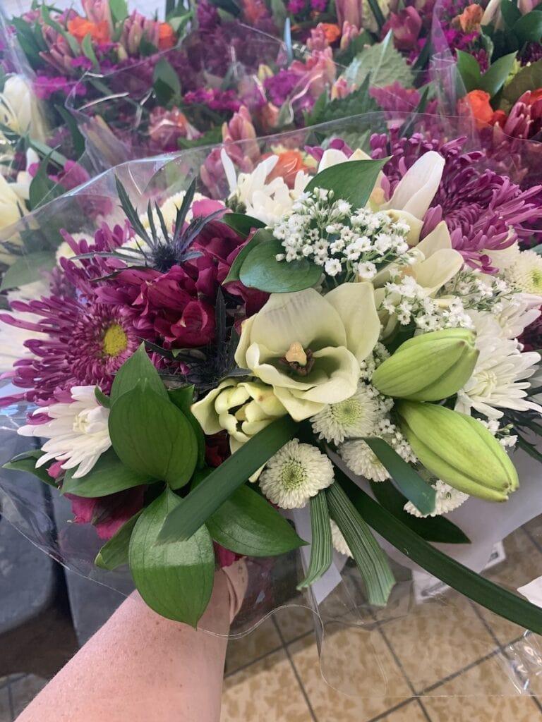 Aldi Flowers Premium Arrangement