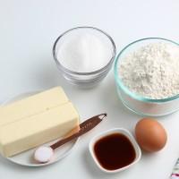 Vanilla Cookie Recipe (Using Basic Cookie Dough - YUM!)