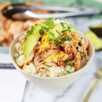 Cilantro Lime Chicken Bowls (Try This One Tonight!)