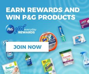 P&G Rewards