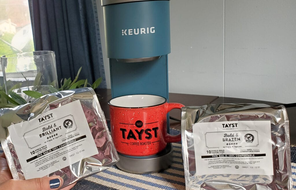 TAYST Coffee for Mother's Day Gifts