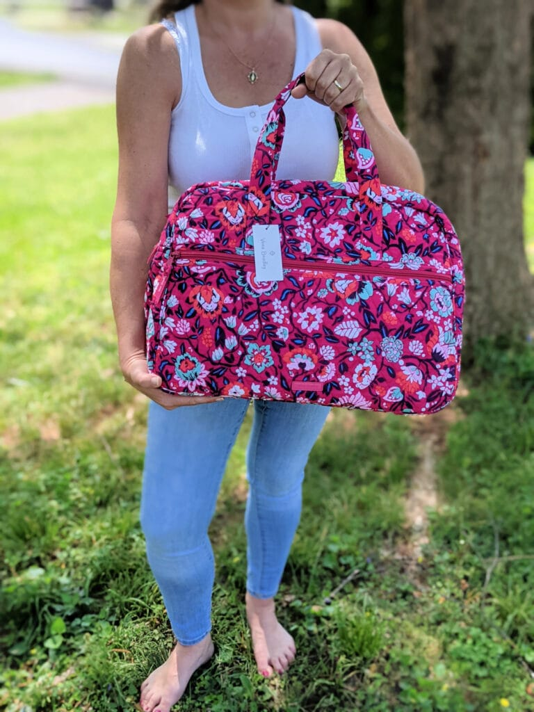 vera bradley coupons on large tote bags