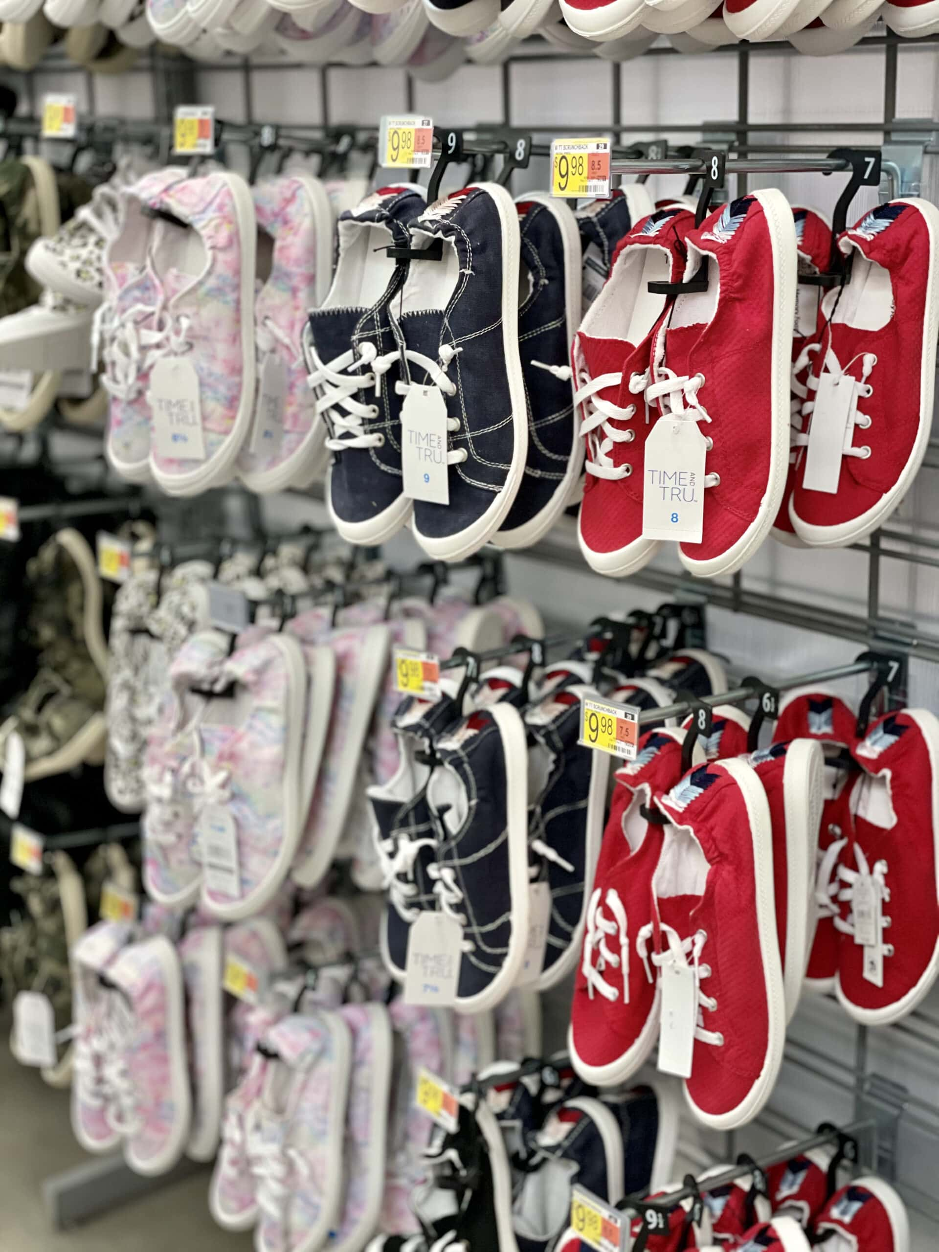 walmart sneakers