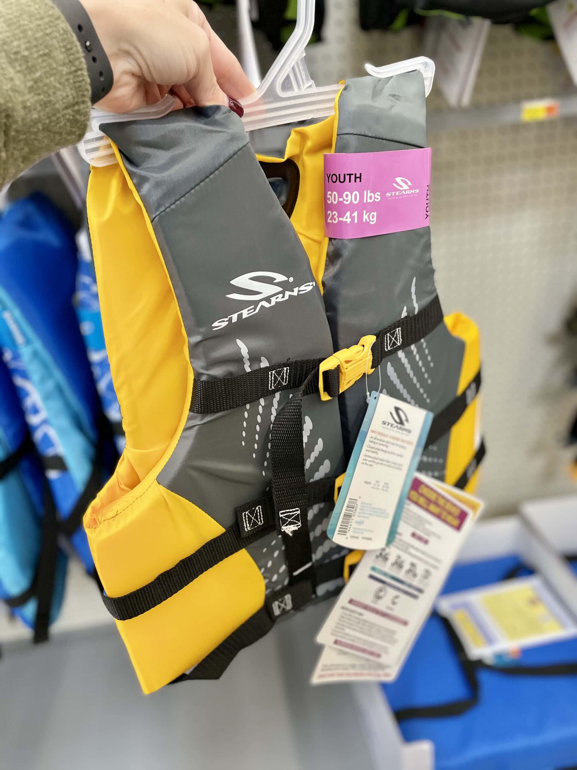 walmart life jackets