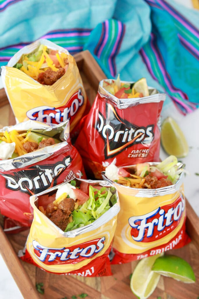 Fritos with Walking Tacos