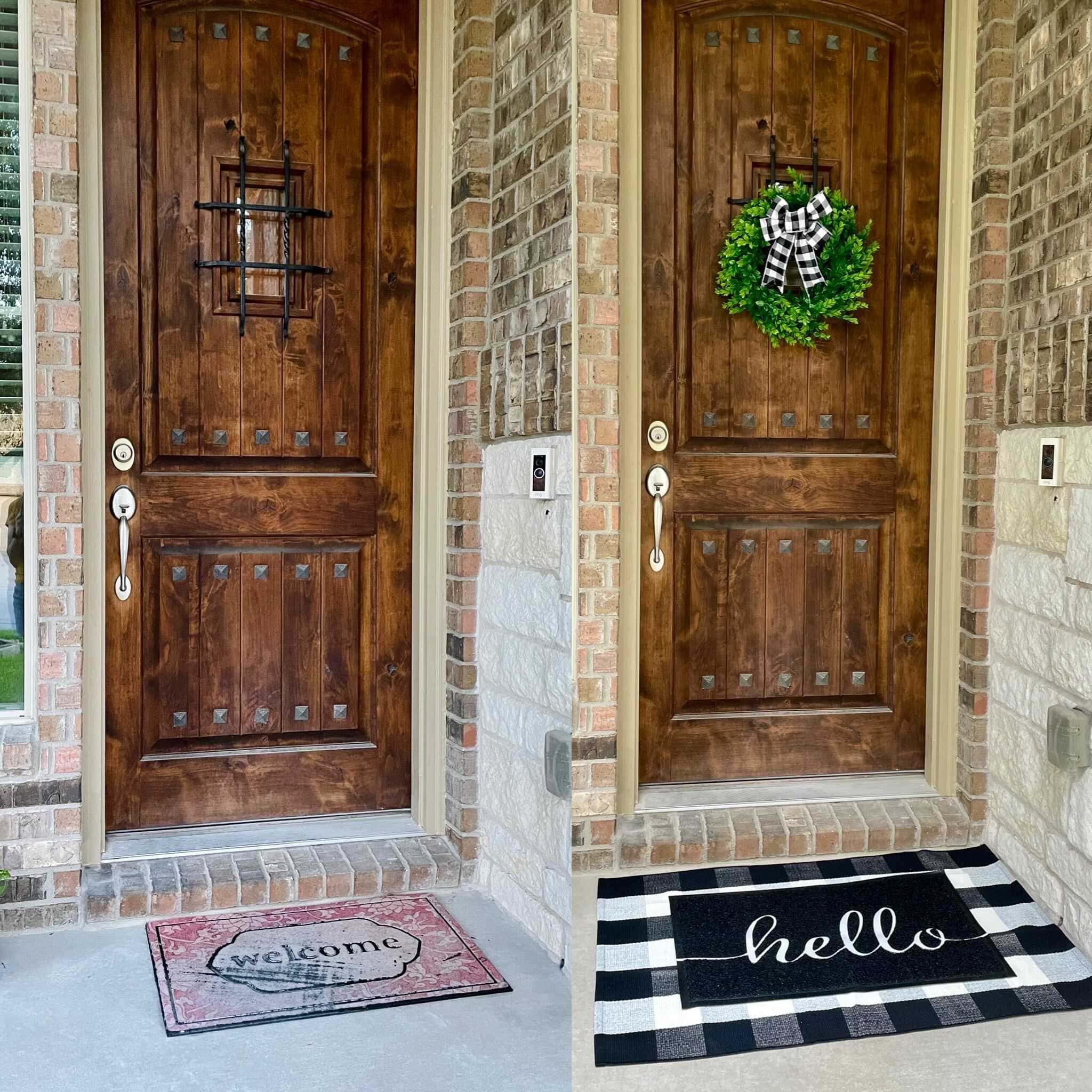 door-before-after