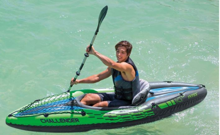 intex inflatable kayak