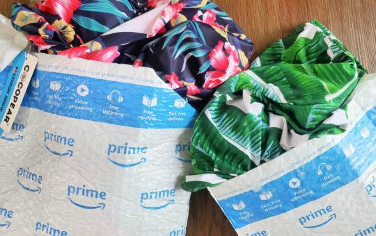amazon package swimwear