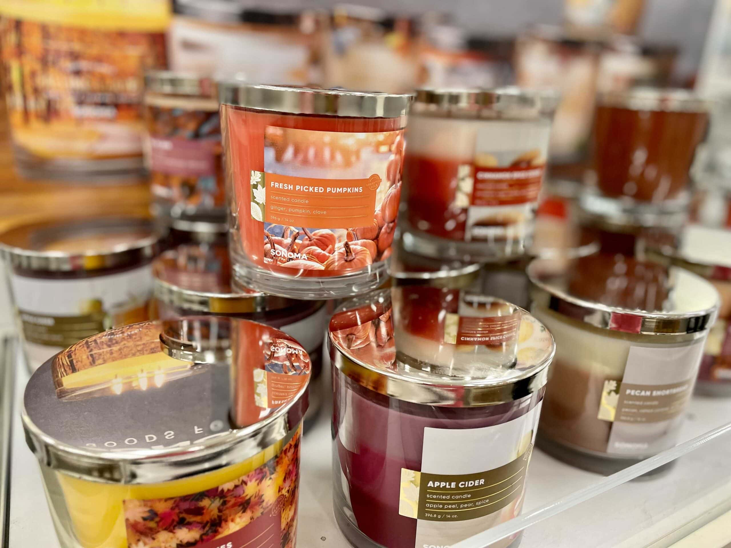 kohl's candles