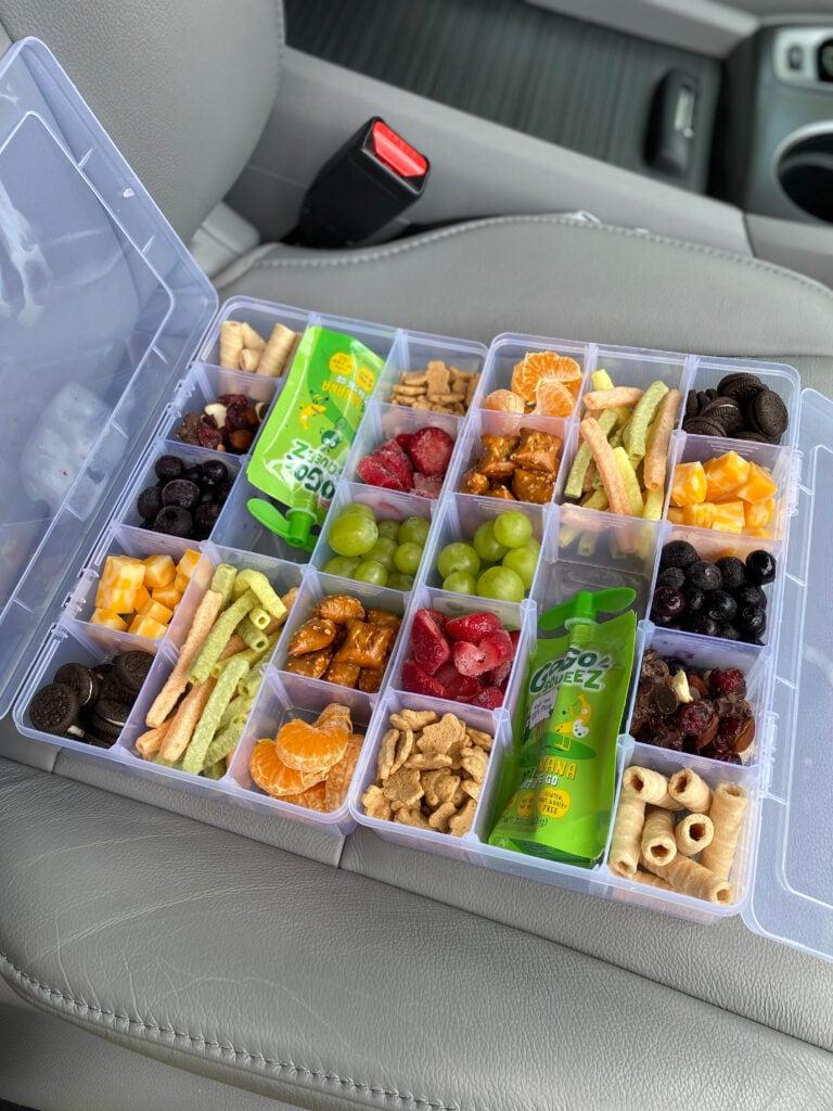 Kids Snackle Box