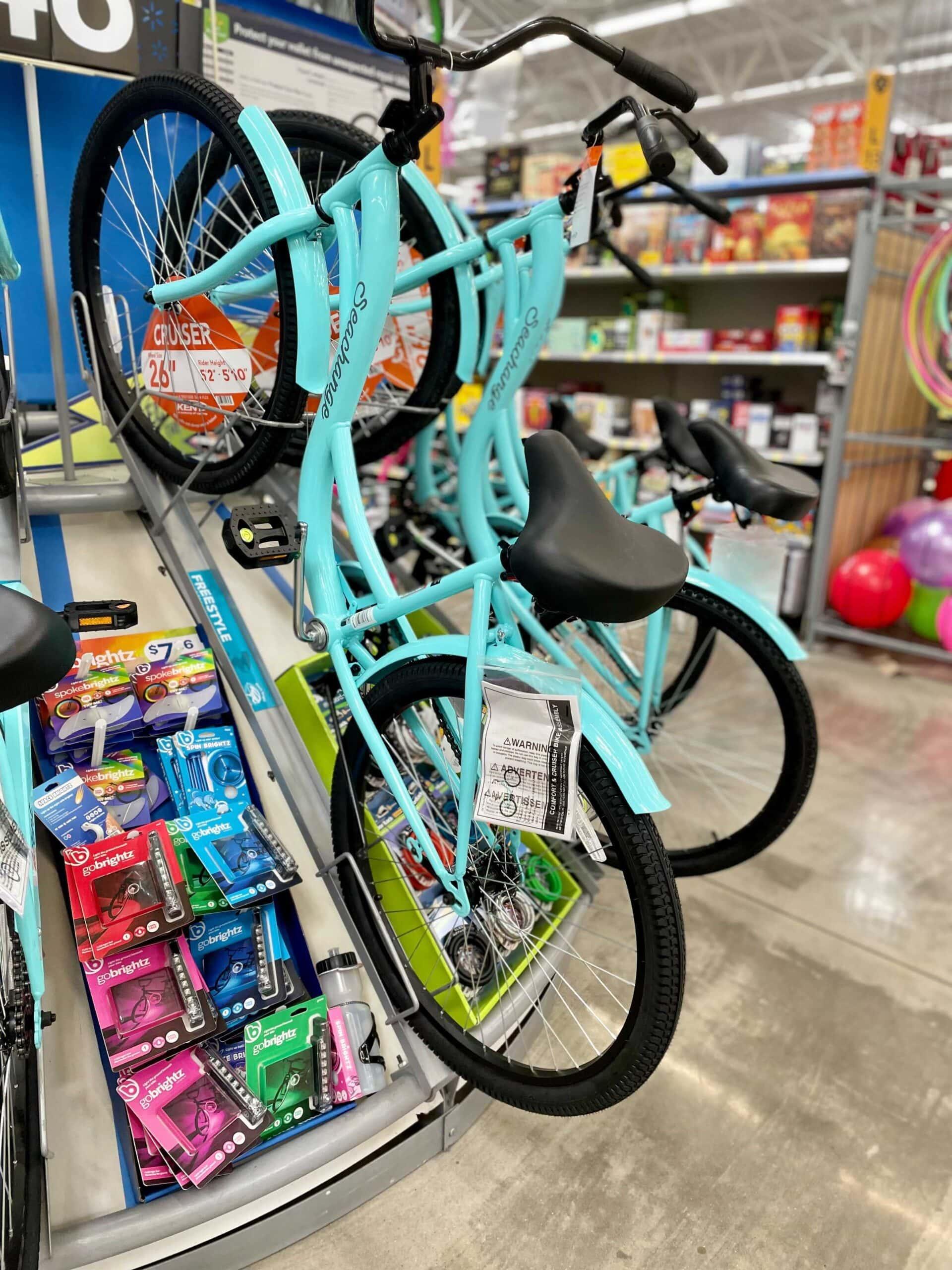 walmart bikes in stock