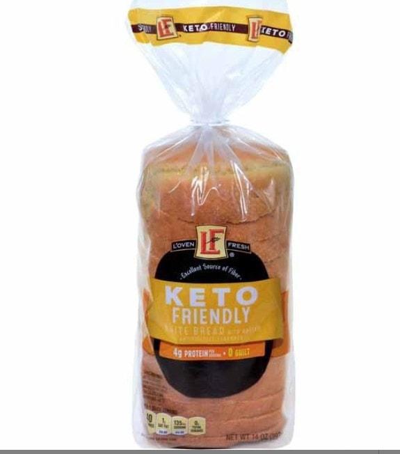 keto friendly bread at aldi