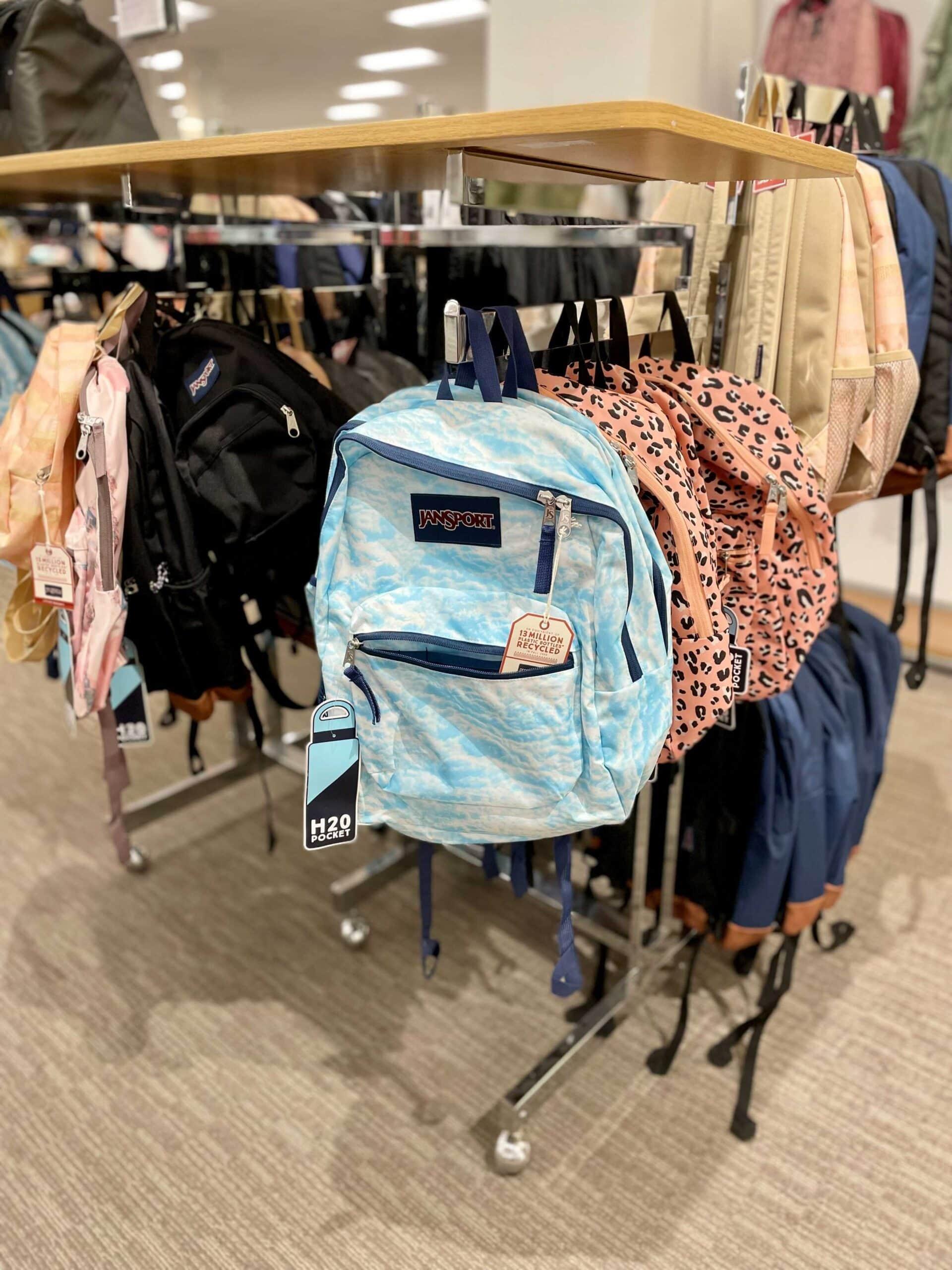 kohl's backpacks