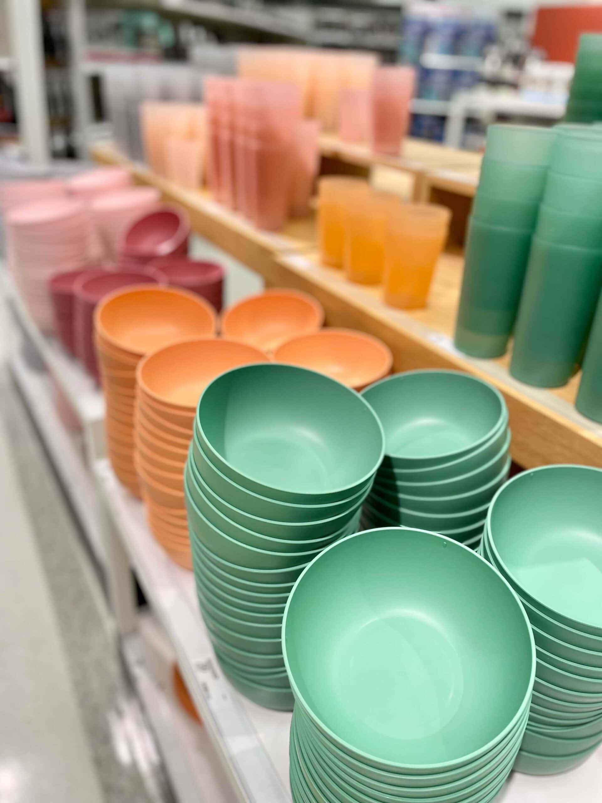 target dishes